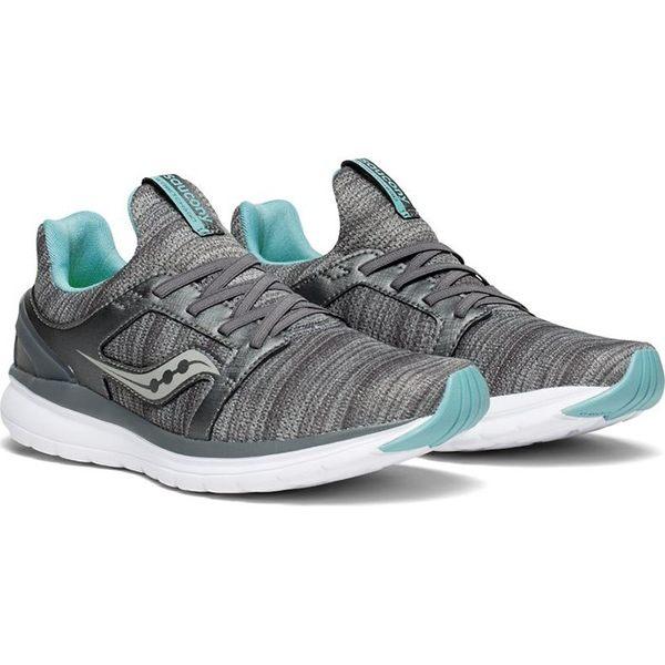樂買網 Saucony 18FW 運動生活 女慢跑鞋 STRETCH & GO EASE S30029-2 贈休閒踝襪