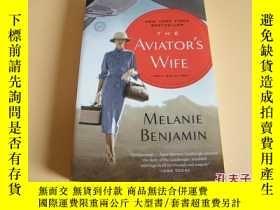 二手書博民逛書店英文原版繪本The罕見Aviators Wife (飛行員的妻子).。Y178606 Melanie Benj