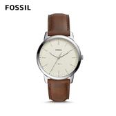 FOSSIL THE MINIMALIST 簡約設計輕薄款男錶 44mm FS5439