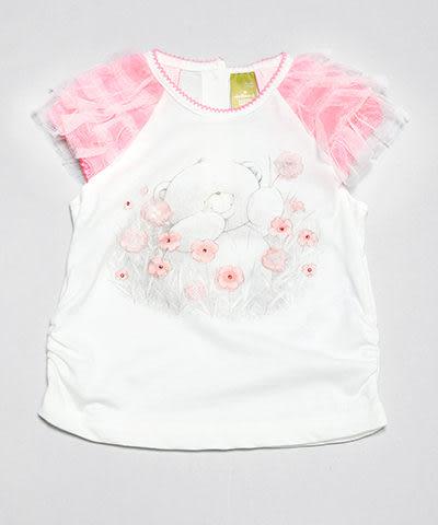【絕版下殺】Hallmark Babies《Forever Friends》派對系列短袖上衣 FC1-Y14-03-KG-MW