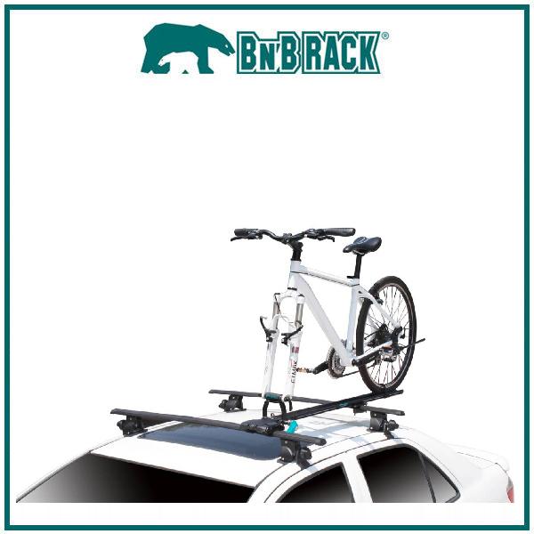【愛車族】BN'B RACK 熊牌 前叉固定式車頂攜車架(BC-217)