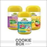 澳洲 Nature's way kids smart 兒童 維他命 軟糖 60顆入 *餅乾盒子*