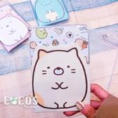 正版 角落小夥伴 角落生物 護照夾 護照套 收納套 貓咪款 COCOS DY097