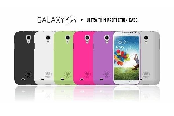 【福利品】RedANGELSamsung S4 i9500 Ultra thin 0.45mm 保護殼 - 透白