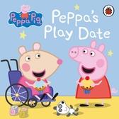 Peppa Pig:Peppa's Play Date 佩佩豬與朋友的遊戲日硬頁書