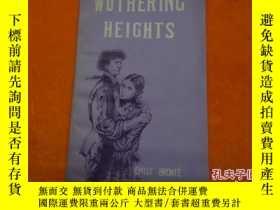 二手書博民逛書店Wuthering罕見Heights(呼嘯山莊--英文原版)Y1