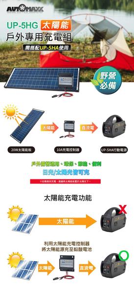 金德恩 台灣製造 太陽能板充電轉換器/控制器/戶外/綠能/露營