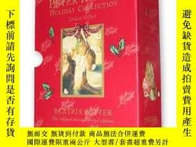二手書博民逛書店Peter罕見Rabbit s Holiday Collection Deluxe Giftset彼得兔的假日系列