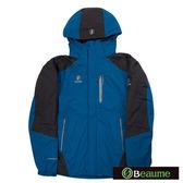 Beaume 防水兩件式外套 男 靛藍