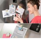 《ZB0652》可愛生活食物組冰箱磁鐵(5入) OrangeBear