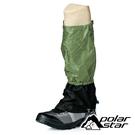 【POLARSTAR】輕量綁腿『綠/黑』P20715 登山 攀冰 溯溪 滑雪 綁腿 出國旅遊 自助旅行