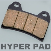 Hyper Pad 煞車皮(碟式煞車)(78156)