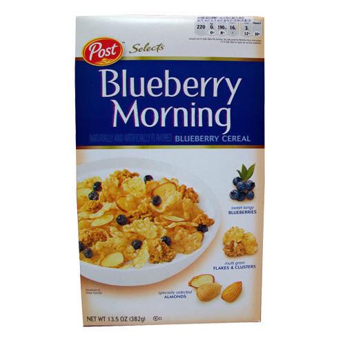 POST藍莓脆麥果382g/盒【愛買】