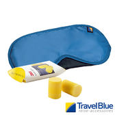 英國Travel Blue 藍旅ComfortSet 眼罩耳塞藍色TB451A 登山|露營