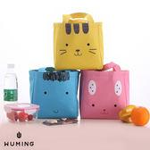 加厚款 手提 束口袋 保溫包 便當包 午餐包 野餐 收納袋 收納包 冰包 保冷袋 便當袋 『無名』 K03100