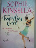【書寶二手書T1/原文書_ZIW】Twenties Girl_Sophie Kinsella