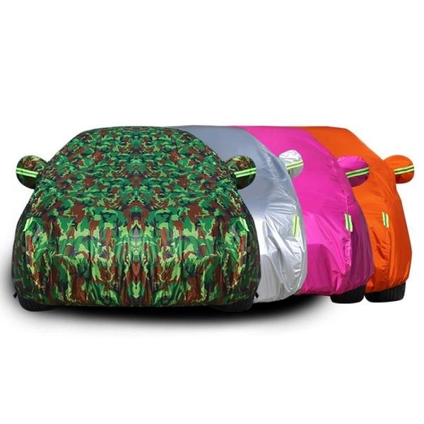 汽車車衣車罩防曬防雨隔熱車套四季通用型加厚遮陽罩子朗逸邁速騰