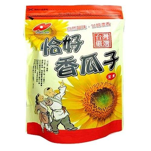 統記恰好香瓜子220g【康鄰超市】