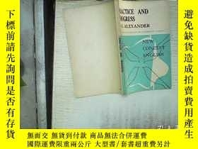 二手書博民逛書店PRACTICE罕見AND PROGRESS NEW CONCE