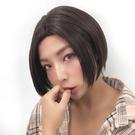 全頂假髮 中分短髮 無瀏海個性短髮 魔髮樂 D3096