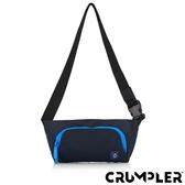 Crumpler小野人 CLAM CHOWDER 克蘭多功能腰包(S) 深藍