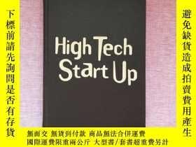 二手書博民逛書店High罕見Tech Start Up: The Complet