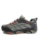 Merrell Moab FST Gore-Tex ML37597 男鞋 運動 戶外 休閒 登山 越野 防水 透氣 灰橘