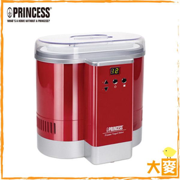 大麥洋行【PRINCESS荷蘭公主】全能優格機/紅色 493901