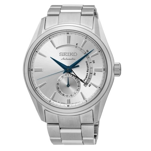 SEIKO PRESAGE經典機械時尚腕錶/4R57-00A0S(SSA303J1)