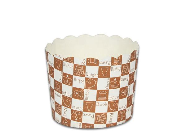 25入 160cc  烘烤紙杯 馬芬杯 蛋糕盒【F6256】甜點杯 杯子蛋糕 戚風蛋糕杯 小蛋糕杯