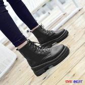 短靴 厚底 馬丁靴 英倫風 裸靴 短靴 工裝靴 高跟 單靴 百姓公館