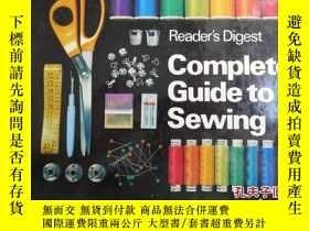 二手書博民逛書店Complete罕見Guide to Sewing(館藏書)Y1