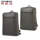 Samsonite RED【CLEIIN HT1】14吋筆電後背包 薄型簡約百搭方正外型 抗菌口袋可插掛 (詢問另優惠)