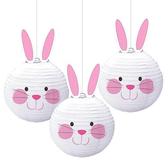 立體燈籠3入-兔子
