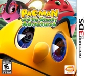 3DS Pac-Man and the Ghostly Adventures 小精靈與鬼靈精怪大冒險(美版代購)