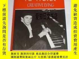 二手書博民逛書店【罕見】Glenn Gould At Work: Creative Lying 1989年出版Y175576