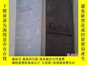 二手書博民逛書店《English罕見THROUGH PICTURES》BOOK1