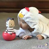嬰兒不倒翁玩具 寶寶 6-7-8-12個月早教益智0-1歲兒童 水晶鞋坊