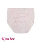 【Kanier卡妮兒】條紋超薄防漏生理褲 (粉/桔_M-XL_3000)