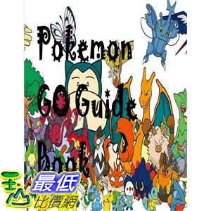 [美國直購] Pokemon Guide Book:Pokemon GO Tips,Tricks and Cheats 神奇寶貝 精靈寶可夢 遊戲指南