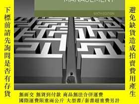 二手書博民逛書店Effective罕見Security Management Sixth Edition-有效安全管理第六版Y