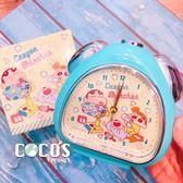 迪士尼鬧鐘 蠟筆小新 小白 小葵 時鐘 桌鐘 桌上型鬧鐘 小鬧鐘 COCOS TG285