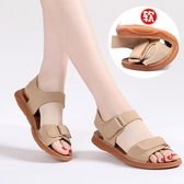 夏新款涼鞋女平底仙女風休閒鞋