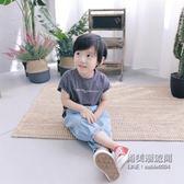 ✡清涼一夏✡ 條紋T恤衫短袖體恤中大韓版男孩潮