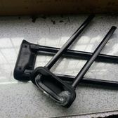 鋁框拉桿箱鎖扣提手旅行箱萬向輪子海關鎖行李箱包密碼鎖維修配件【博雅生活館】