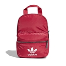 adidas 後背包 Mini Backpack 紅 白 女款 包包 迷你包 運動休閒 【ACS】 ED5871