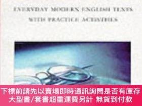 二手書博民逛書店Penguin罕見Modern English Language Reader (language & Liter