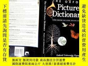 二手書博民逛書店The罕見Oxford Picture DictionaryY331092 Norma Shapiro Jay