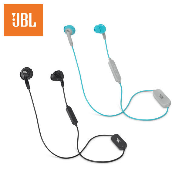 ◆美國 JBL Inspire 500 輕便型 藍牙運動耳機 運動耳機 防汗設計 黑藍兩色
