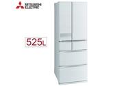 ↙送安裝/0利率↙Mitsubishi三菱525L 1級能效 變頻靜音六門冰箱MR-JX53C-W-C日本原裝【南霸天電器百貨】